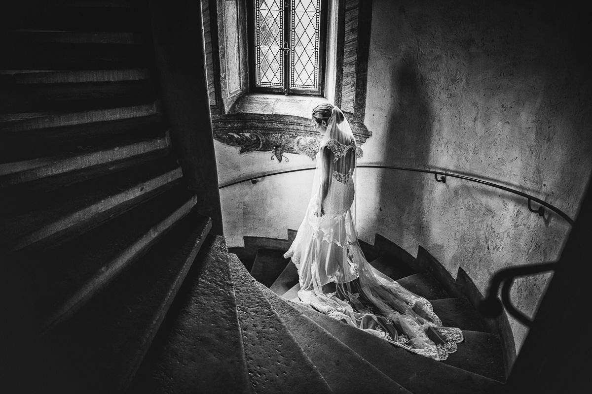 Hochzeitsfotograf Sinsheim -Reportage Schloss Neuhaus