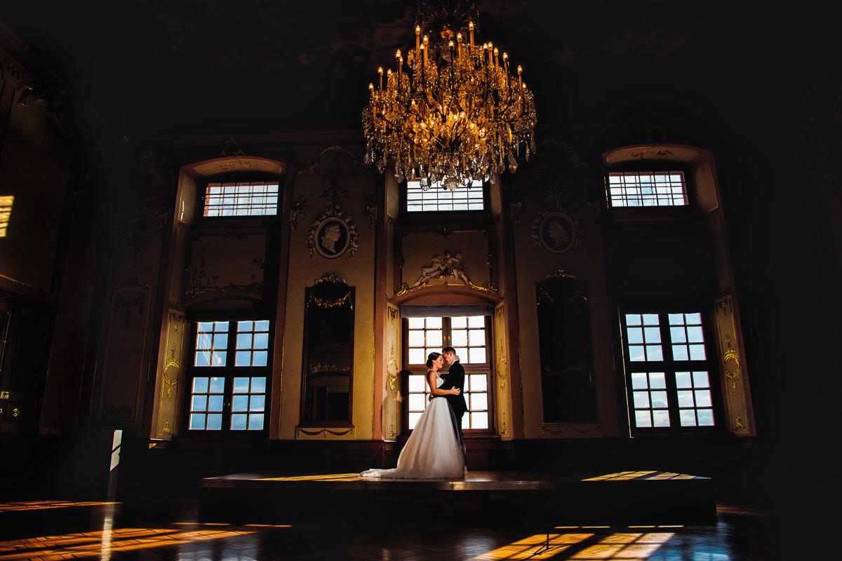 Hochzeitsbilder Neues Schloss Meersburg Spiegelsaal