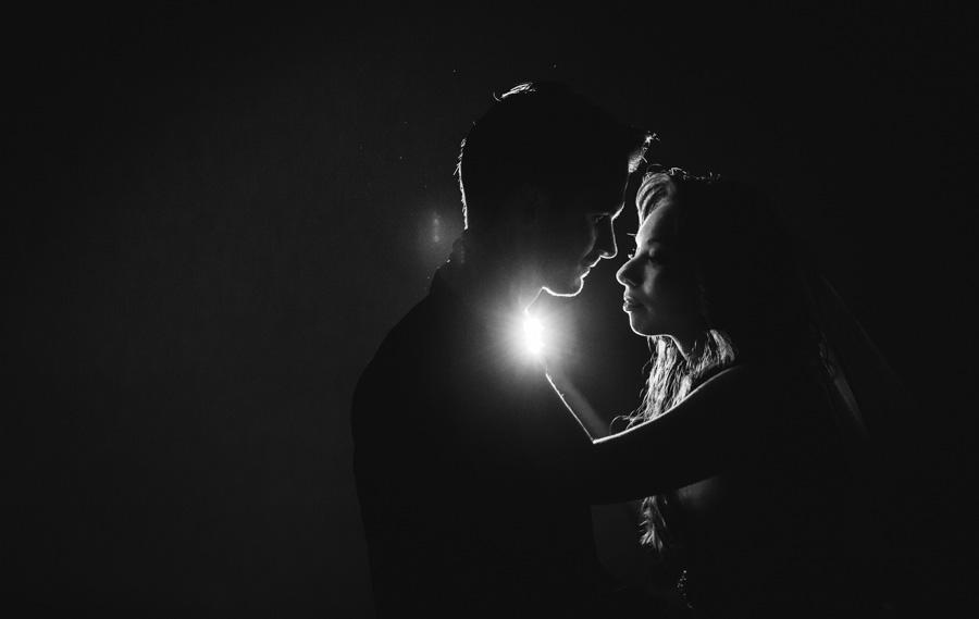 Hochzeitsfotograf Seehotel Niedernberg Portrait bei Nacht