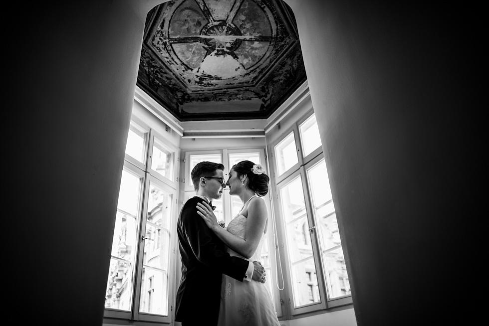 Hochzeitsfotograf Heidelberg Art Hotel