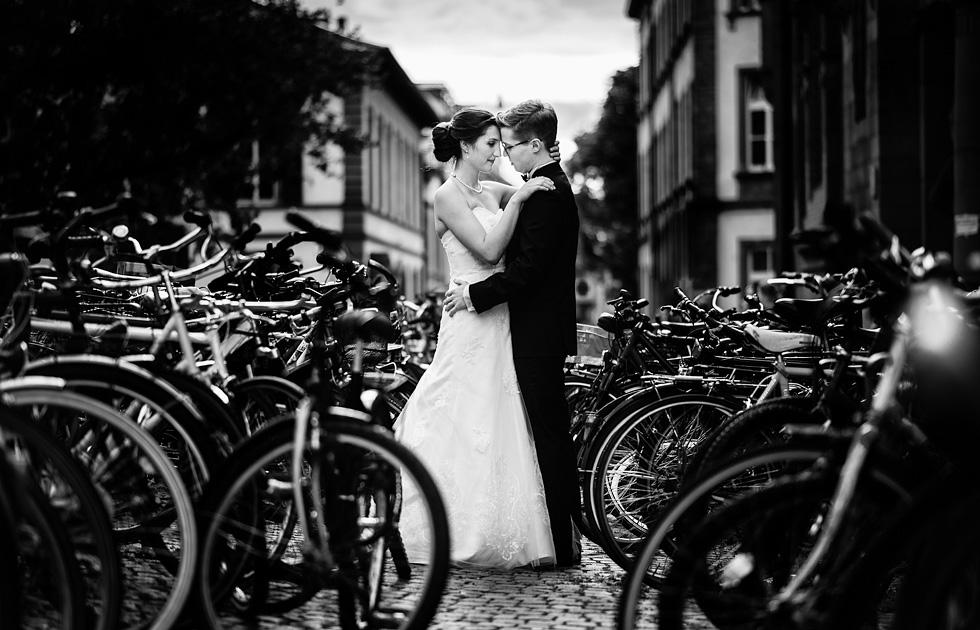 Hochzeit Fotograf Jesuitenkirche Heidelberg