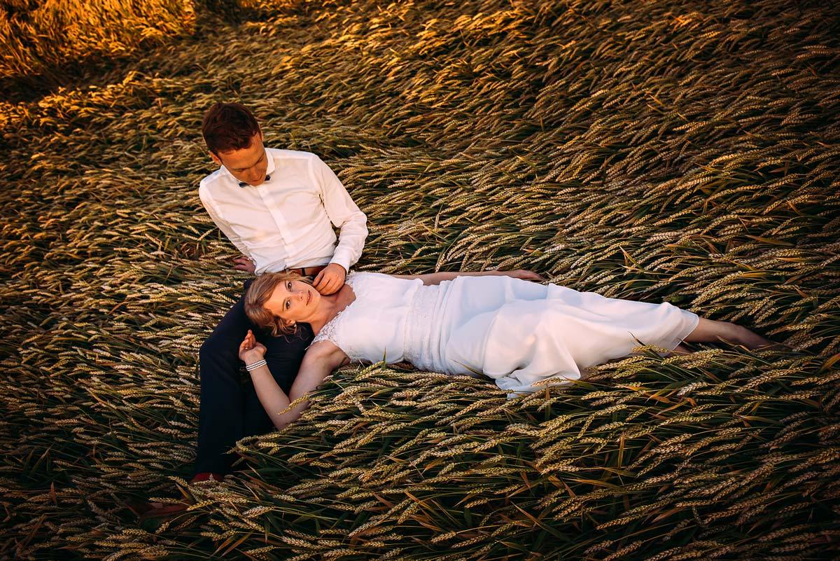 Hochzeitsfotos am Hochzeitstag, wie viel Zeit einplanen