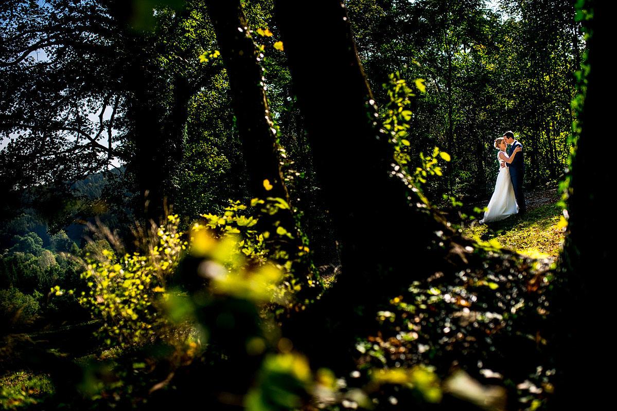 beste Zeit für Hochzeitsfotos