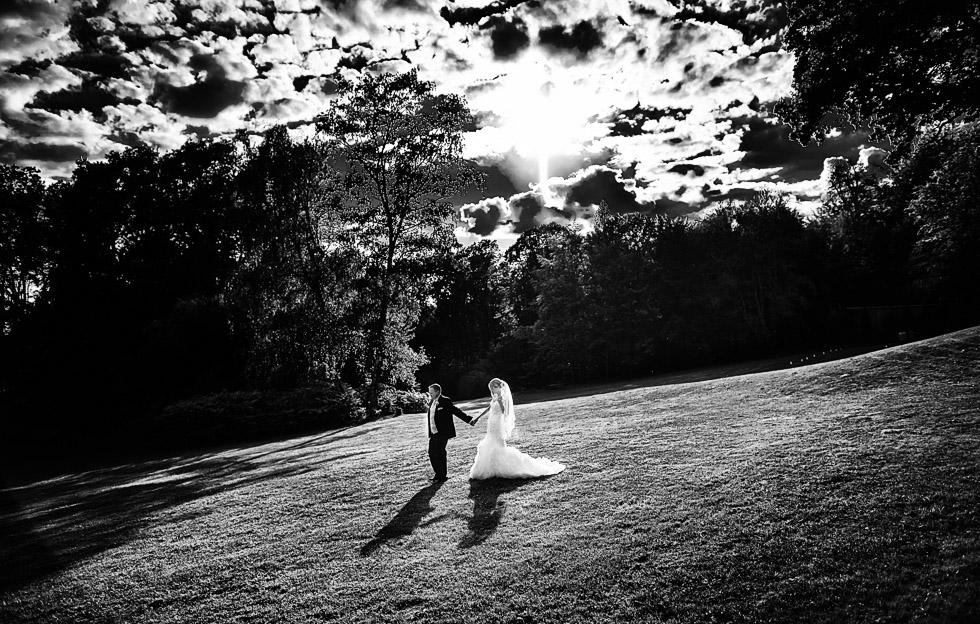Hochzeitsfotograf Hoher Darsberg Brautpaarportraits