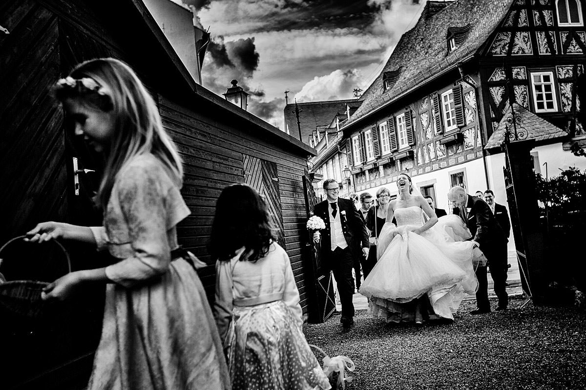 sorgenfreie Hochzeit