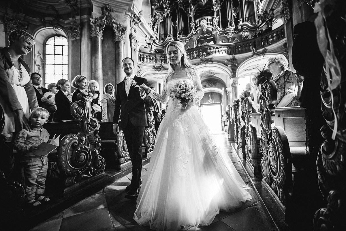 sorgenfreie Hochzeit Trauung
