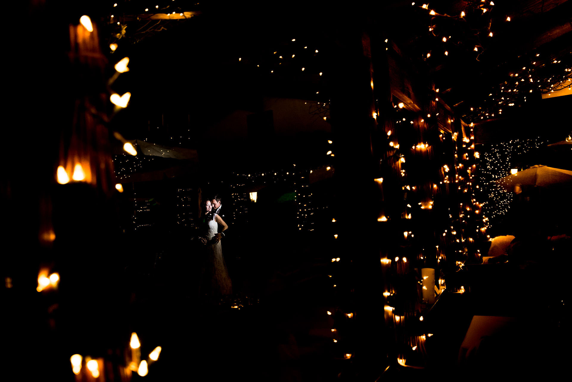 Hochzeitsfotograf Andreas Pollok Bilder bei Nacht