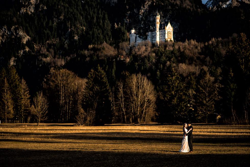 Hochzeit Fotograf Neuschwanstein