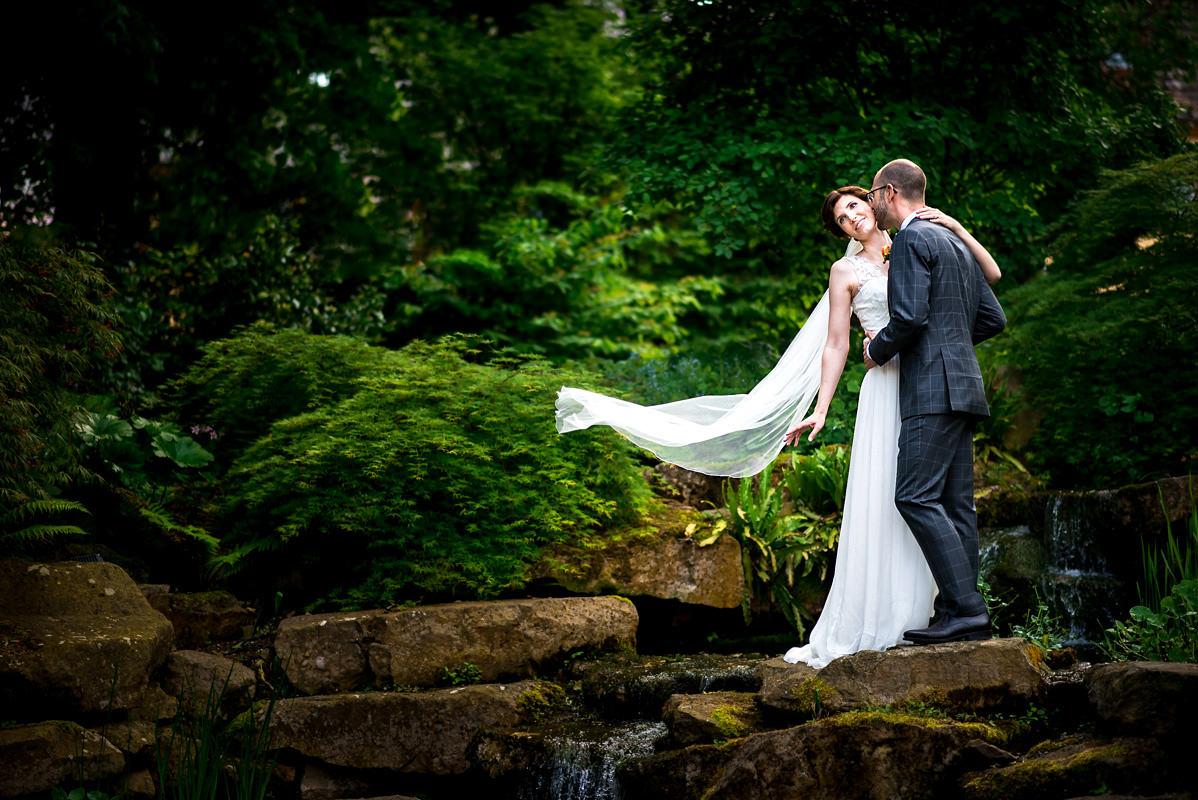 Hochzeitsfotograf im Weingut von Winning