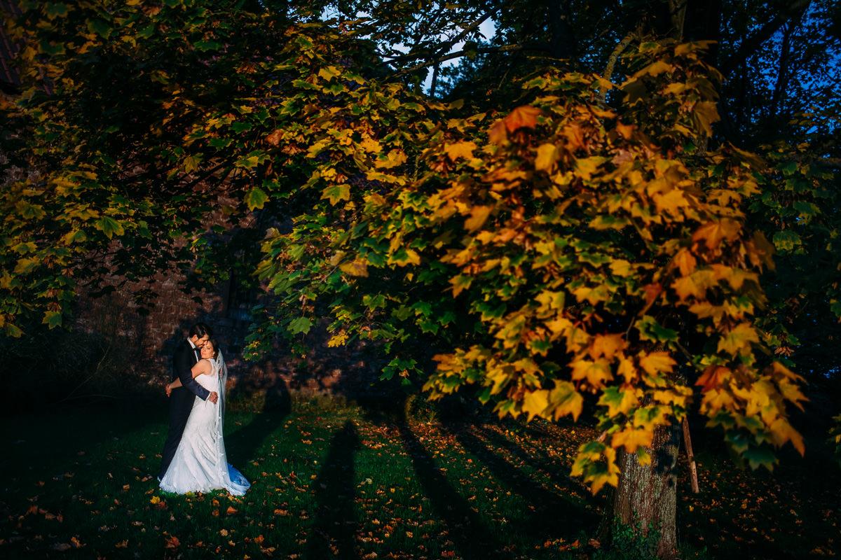 Hochzeit Fotograf Grenzhof Heidelberg Brautpaarportrait