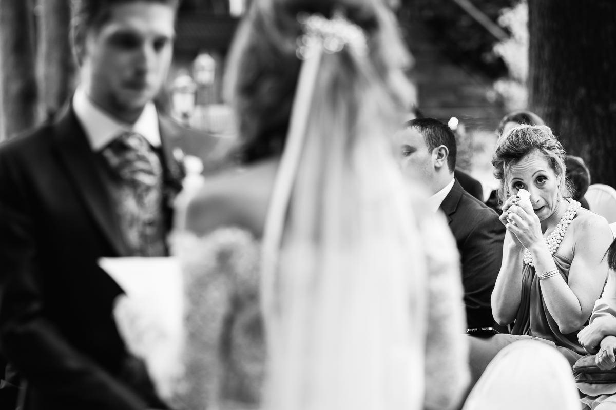Hochzeit Burg Schwarzenstein freie Trauung emotionaler Moment