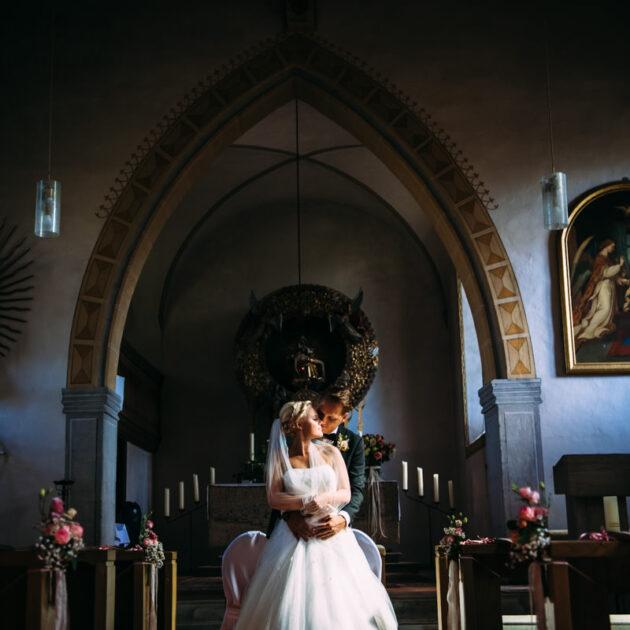 Hochzeit Halsberg