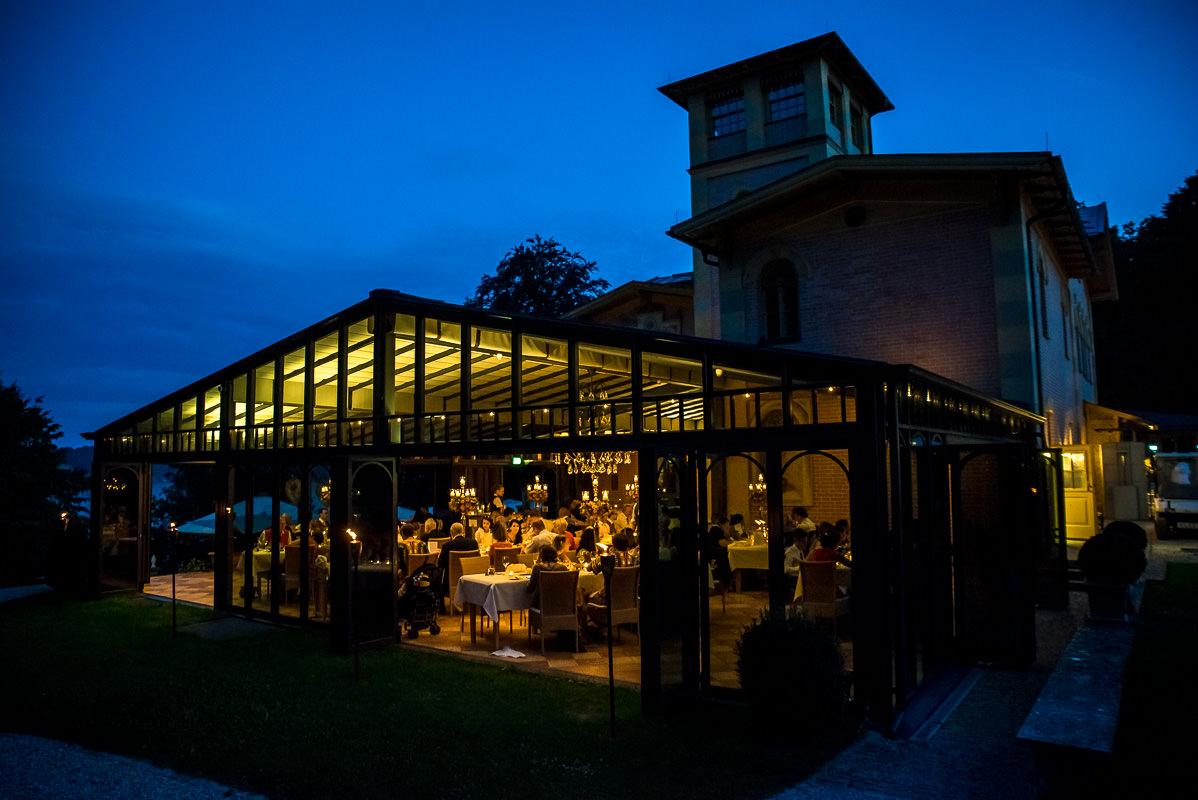Hochzeitslocation La Villa Orangerie