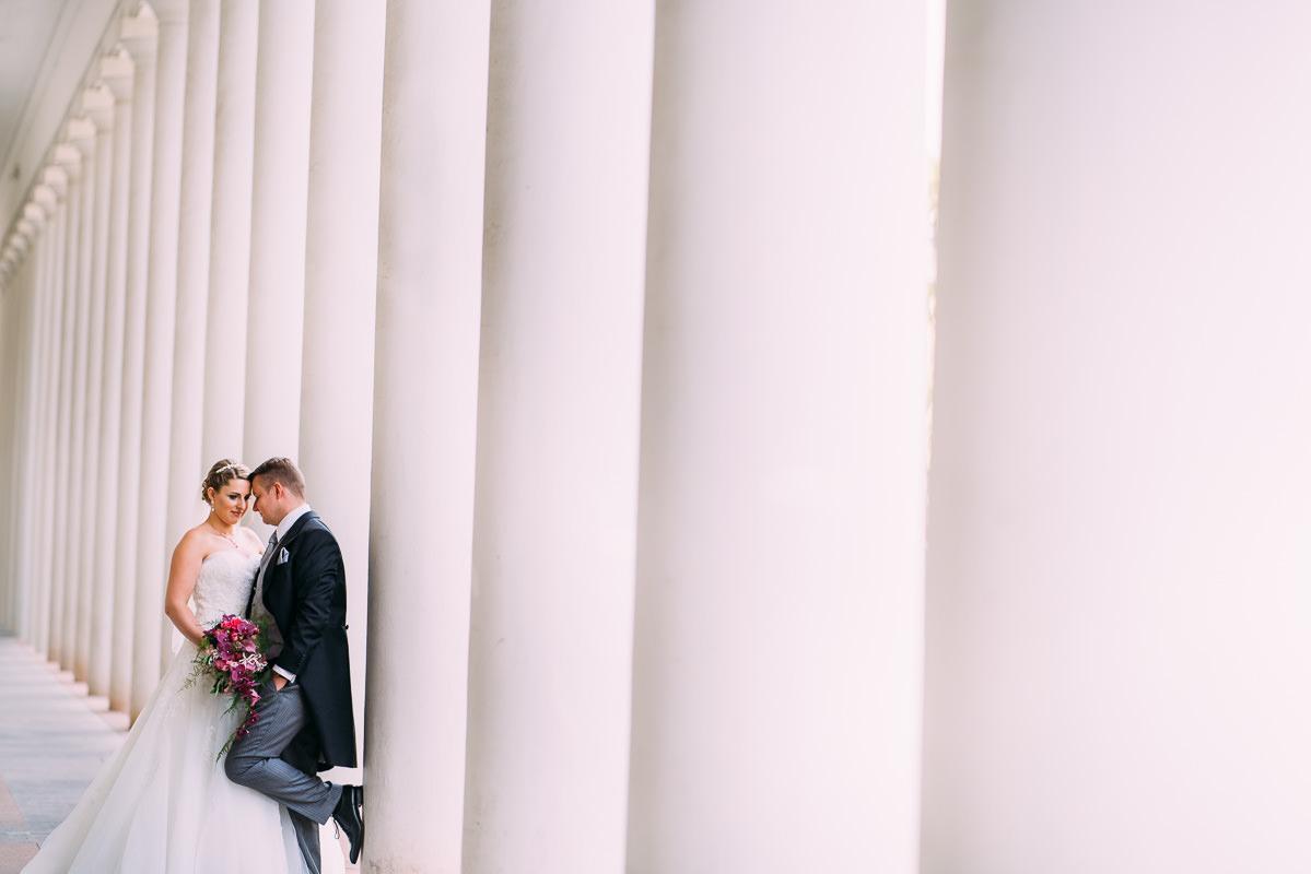Hochzeitsfotograf Wiesbaden Kurpark