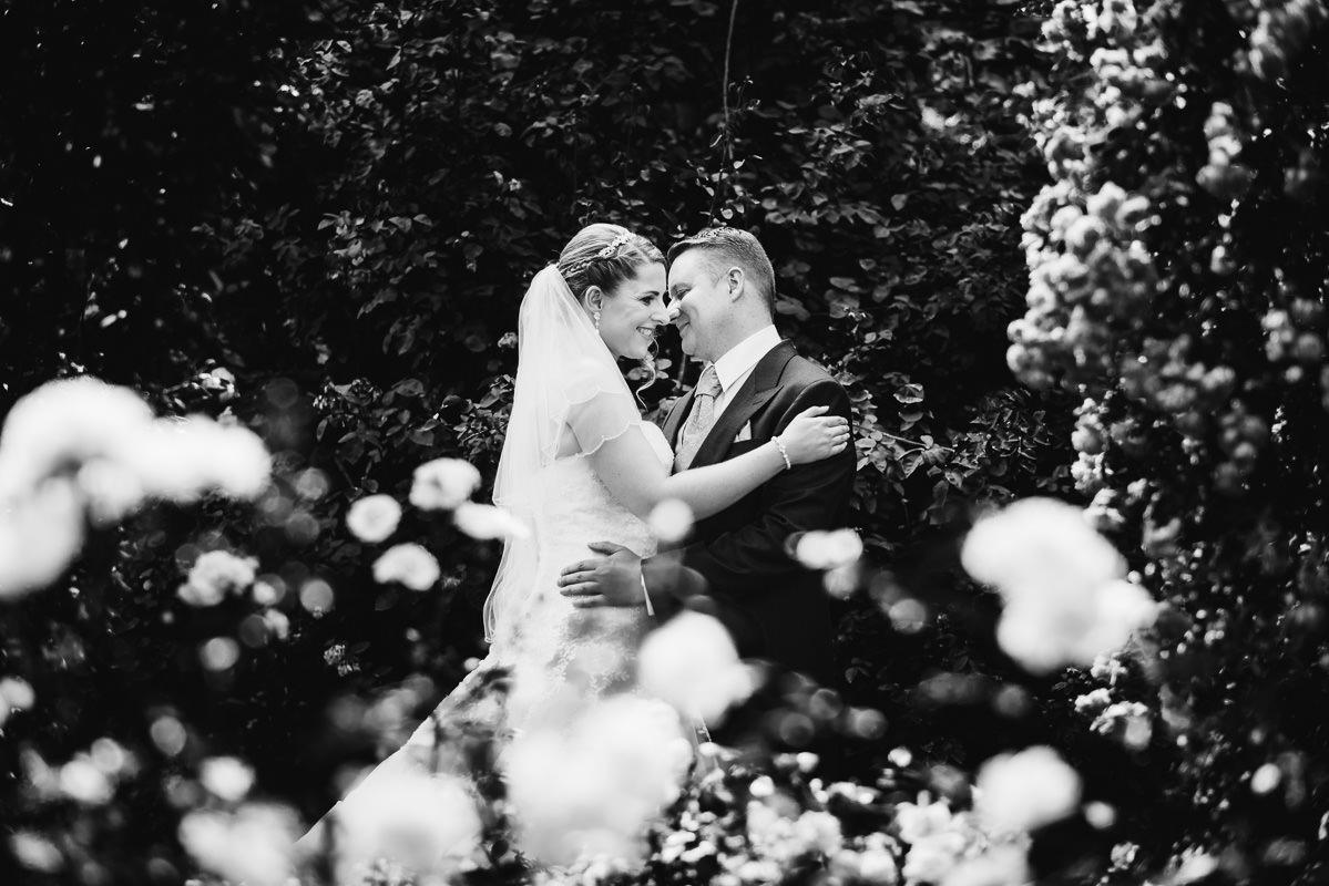 Hochzeitsfotos Rosengarten Eltville