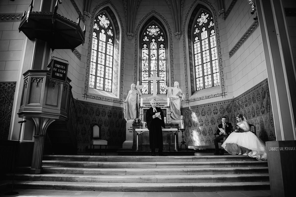 Hochzeit Johanneskirche Eltville