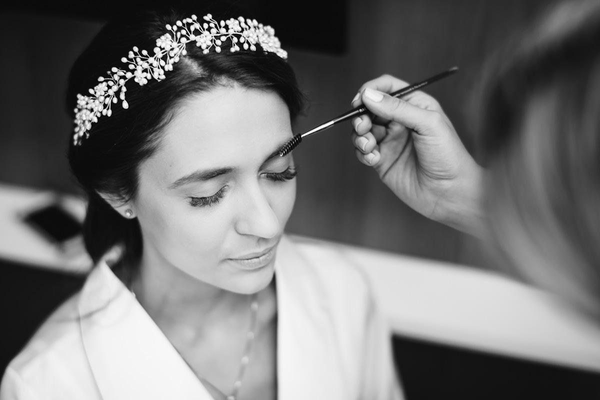 Brautvorbereitung Kaisergarten Deidesheim