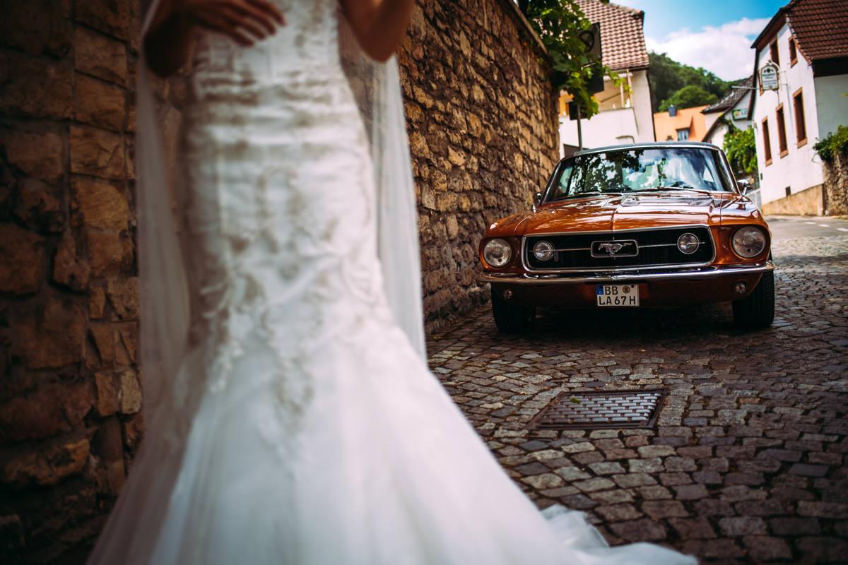 Hochzeitsreportage Neustadt an der Weinstrasse