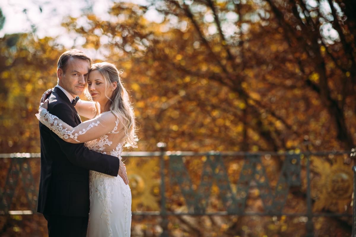After Wedding Shooting Schlossgarten Schwetzingen