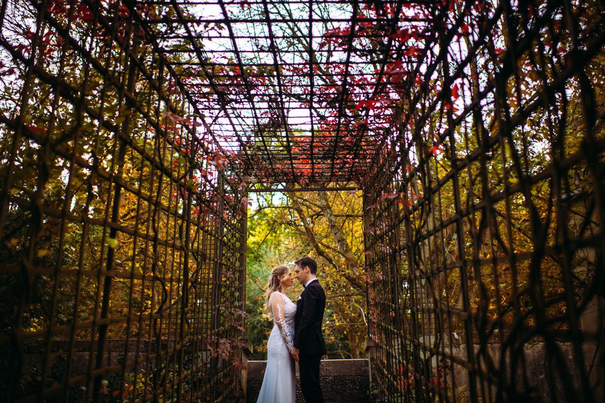 Hochzeit Portraits Schlosspark Schwetzingen