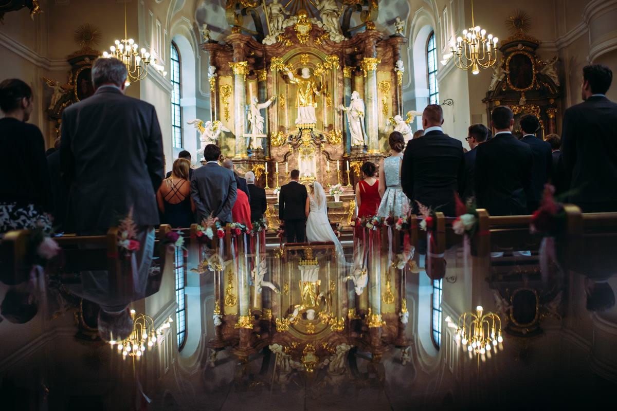 Trauung Herz Jesu Kirche Neckarsteinach
