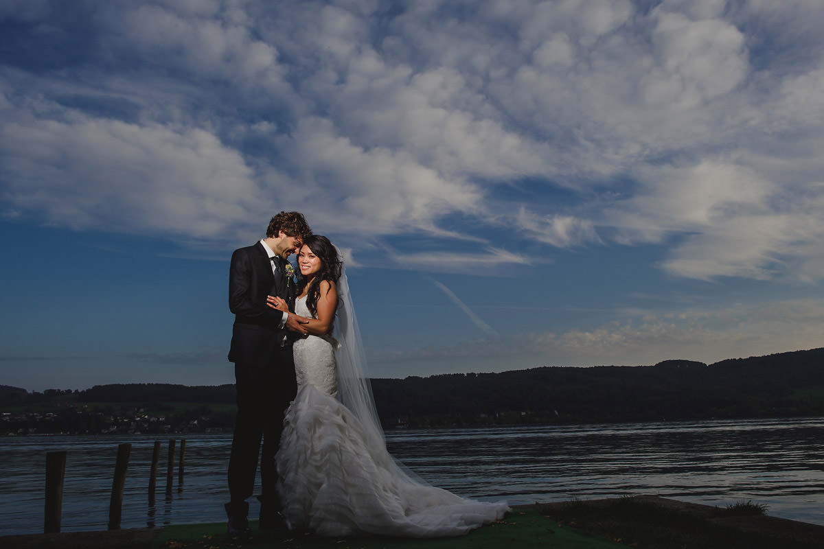 Hochzeitsfotograf am Bodensee Schloss Marbach