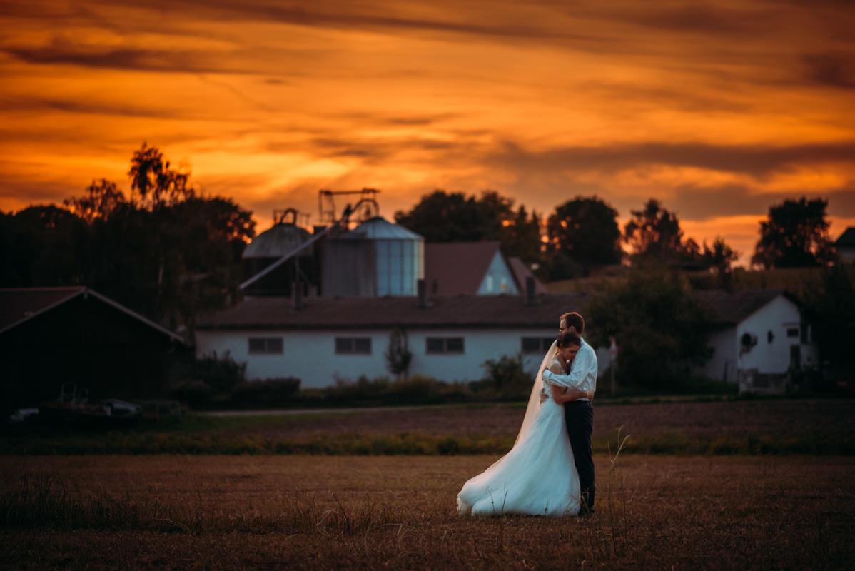 Wie viel Zeit für Hochzeitsfotos einplanen