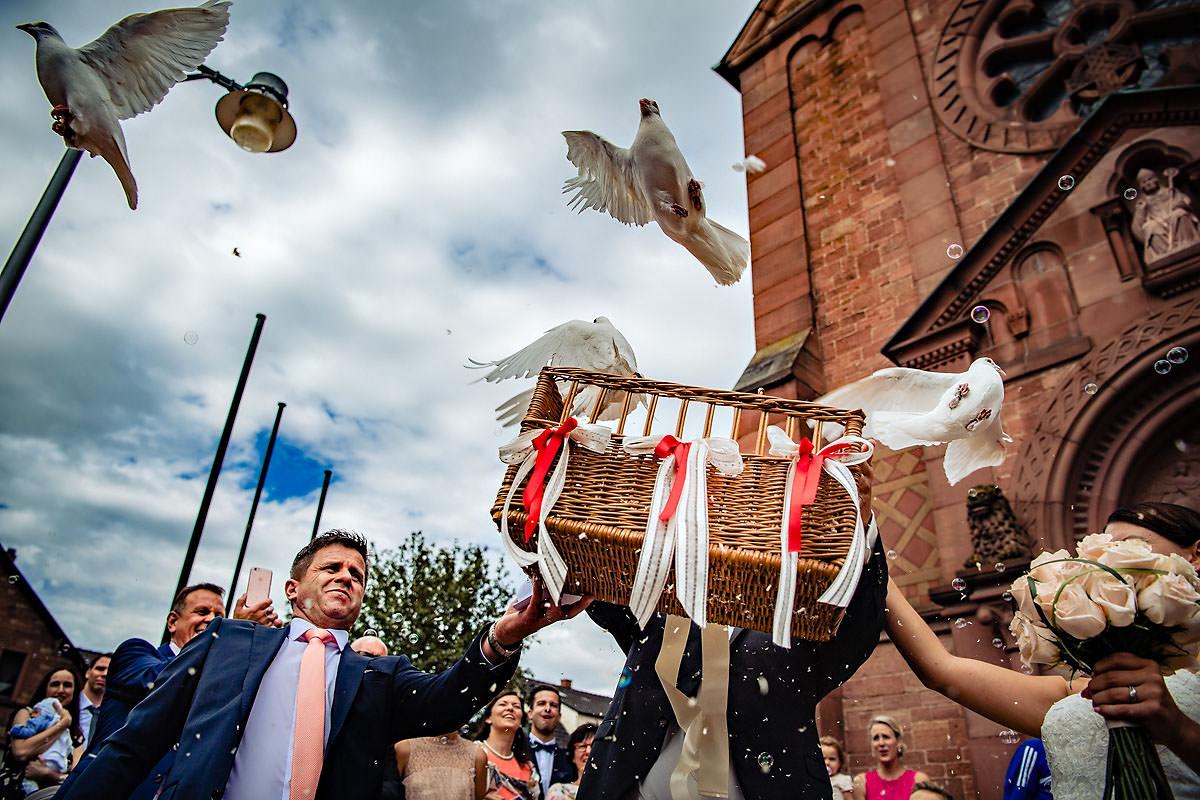 Trauung St. Nikolaus Wörth am Main