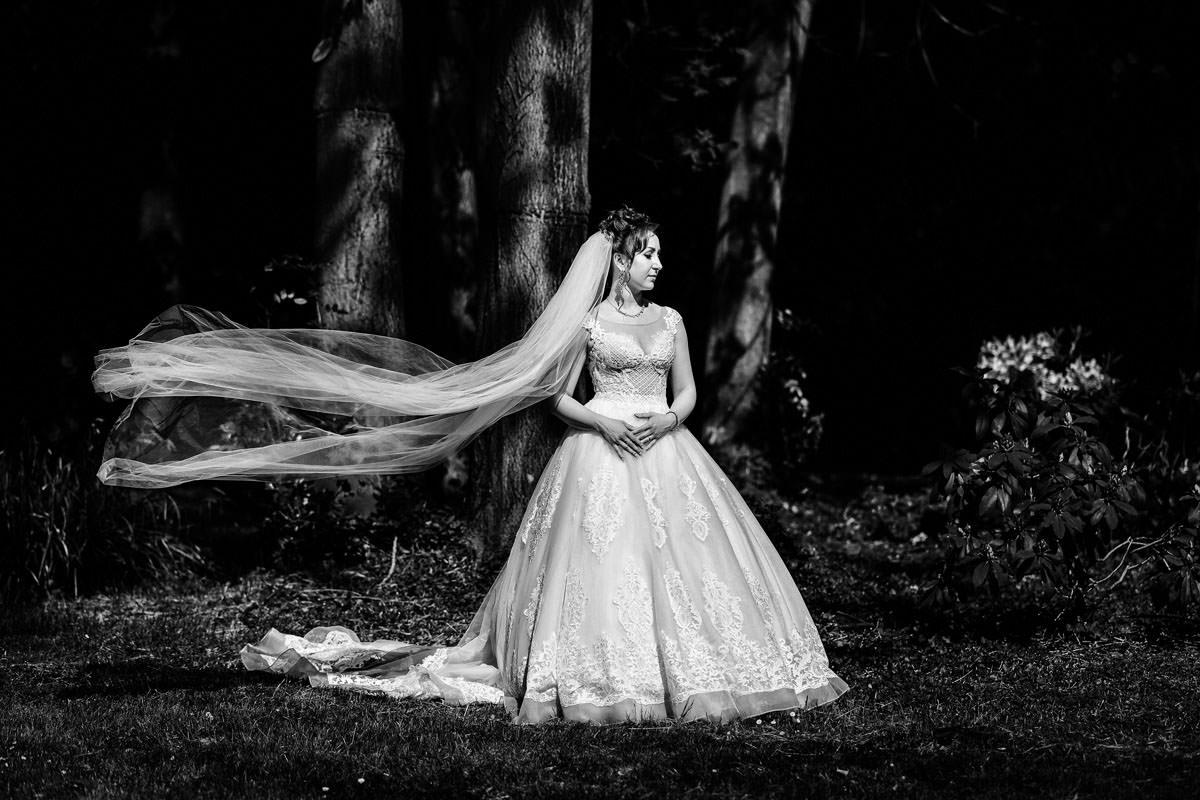 Hochzeitsfotos Schlosspark Schloss Philippsruhe
