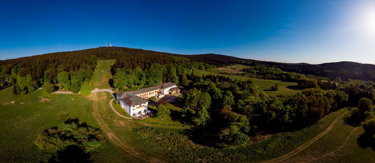Hochzeit Naturparkhotel Weilquelle