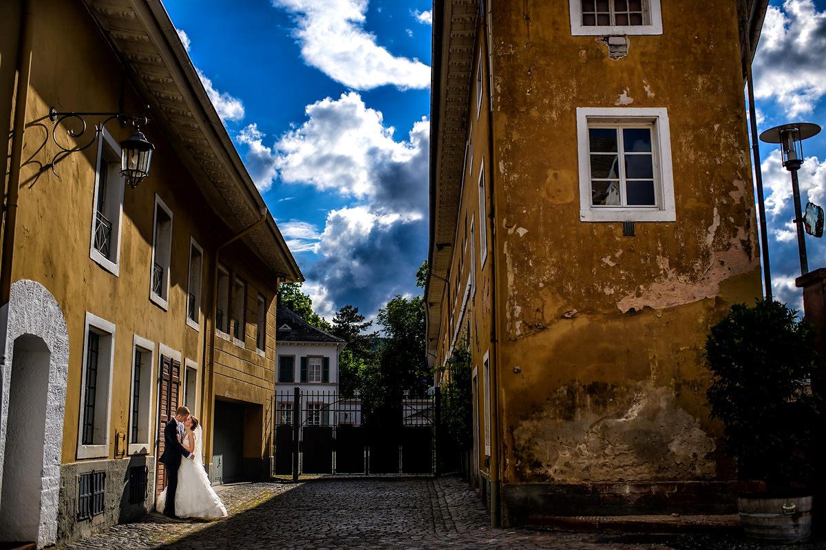Hochzeit Schloss Wachenheim