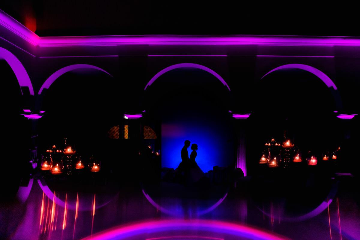 Hochzeitsfeier im Palais Schloss Wachenheim
