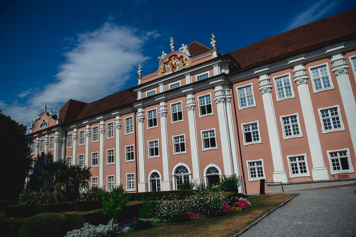 neues Schloss Meersburg am Bodensee