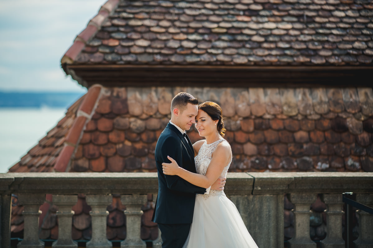 Hochzeitsfotografie in Meersburg am Bodensee
