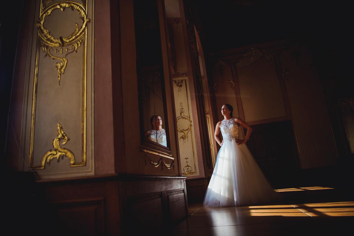 Hochzeitsfotos neues Schloss Meersburg Bodensee