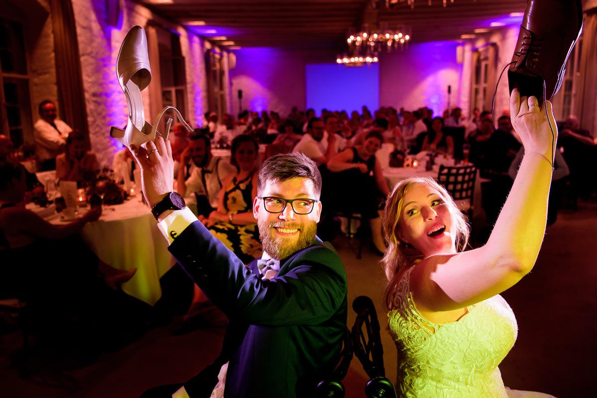 Hochzeitsfeier Ketschauer Hof in Deidesheim