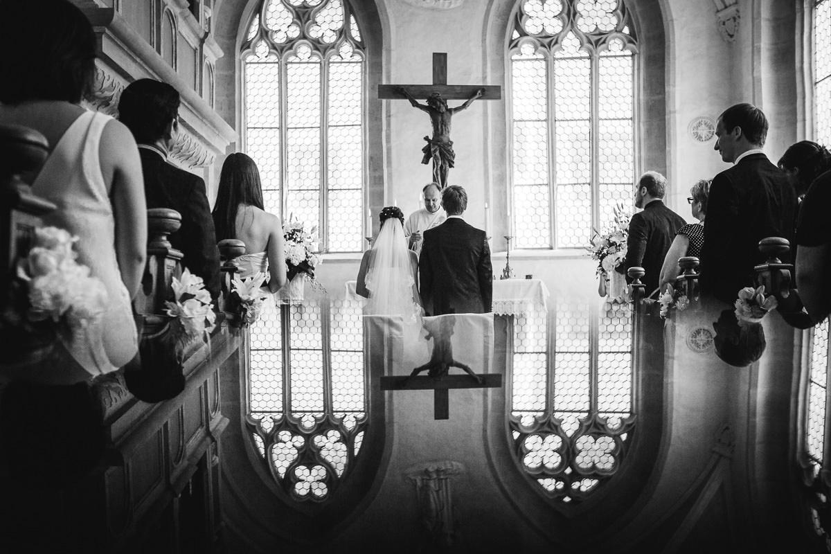 Hochzeit Festungskirche Marienberg