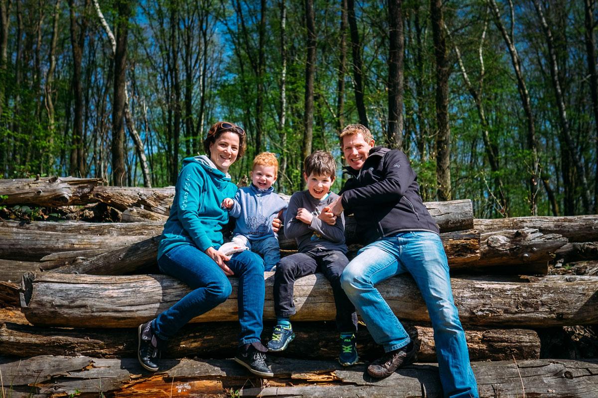 Familienbilder des Hochzeitsfotografen Frankfurt Andreas Pollok