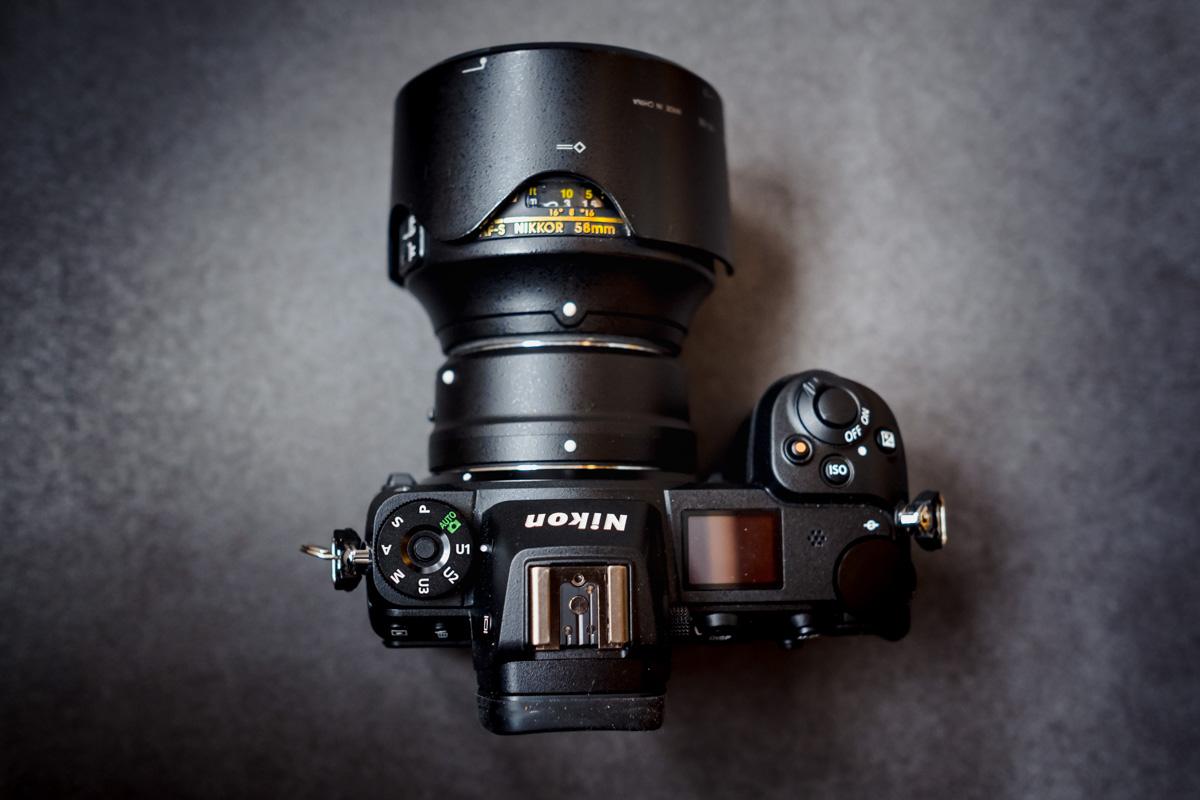 Test Nikon Z6