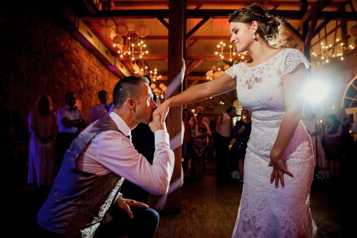 Hochzeitsfeier Landgut Schloss Michelfeld