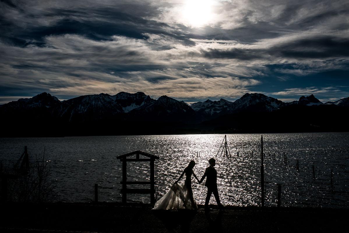 Hochzeitsfotograf Füssen Allgäu