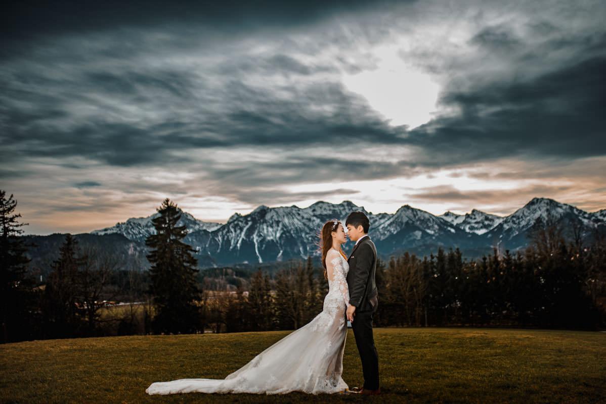 Hochzeitsfotograf in Füssen