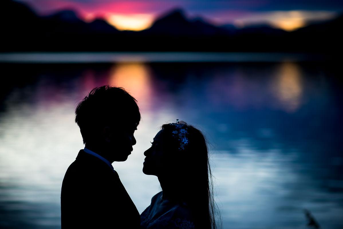 Hochzeitsfotos im Allgäu