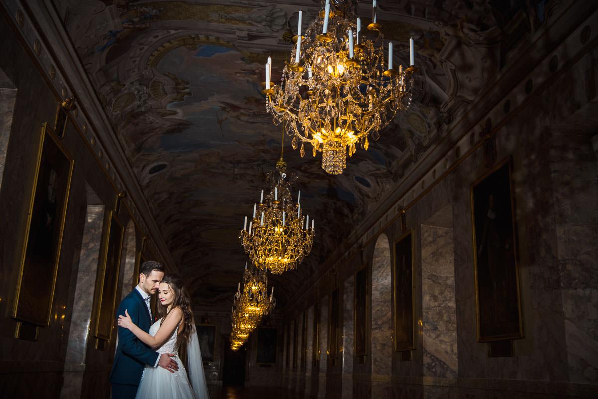 Hochzeitsbilder Schloss Ludwigsburg