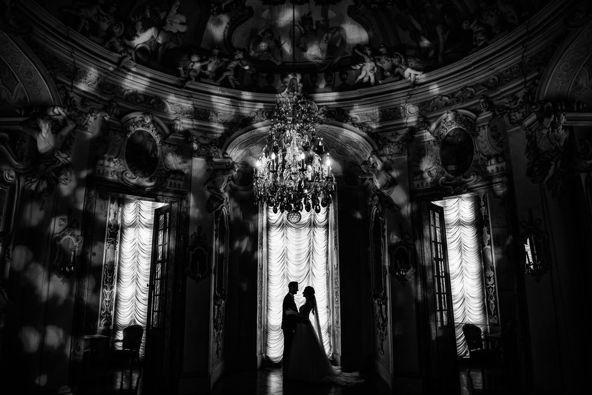 Hochzeit im Schloss Ludwigsburg