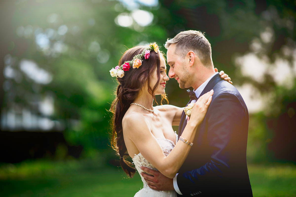 Hochzeitsfotos Schloss Romrod