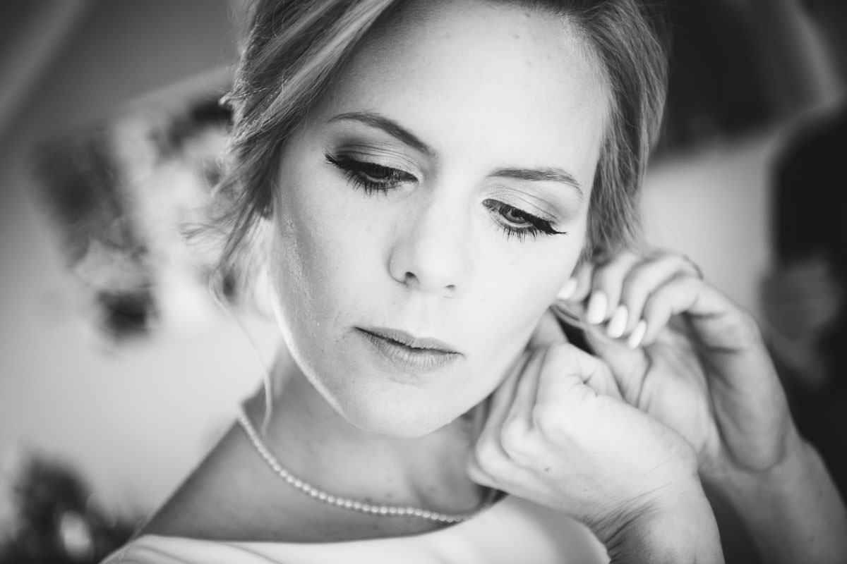 Hochzeit Kelkheim gettign ready Braut