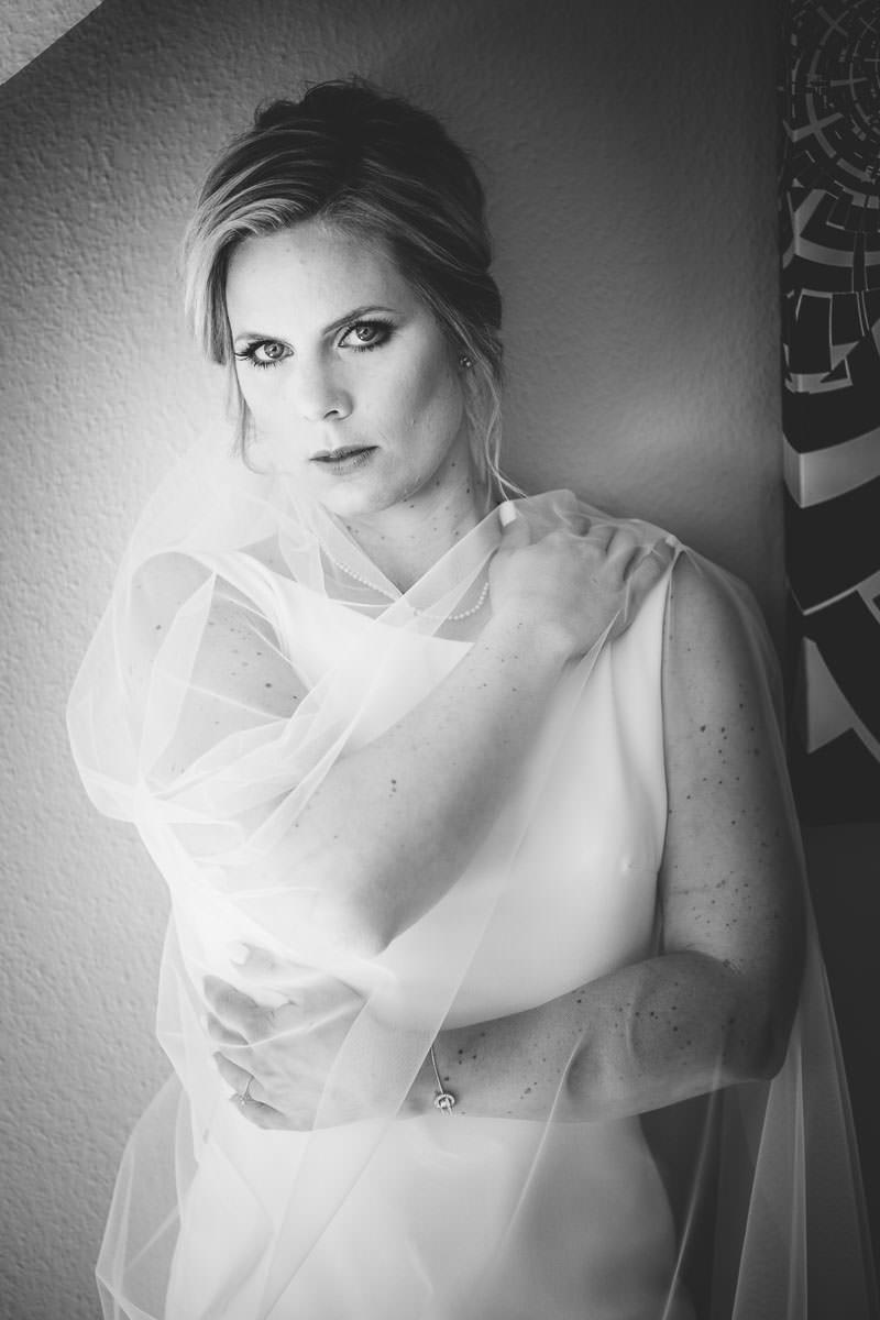 Hochzeit Kelkheim Portrait Braut