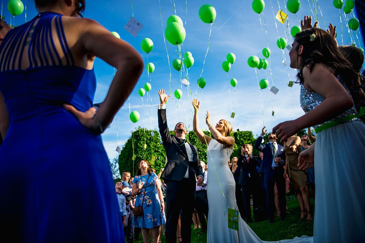 Hochzeitsfeier Burg Crass Eltville