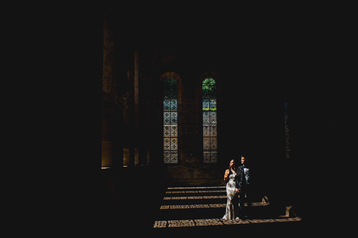 Hochzeitsfotos Kloster Maulbronn